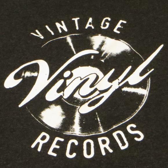 Vintage Vinyl Records T-shirt